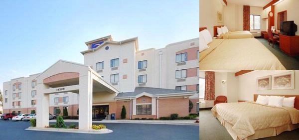 Huntersville Inn & Suites photo collage