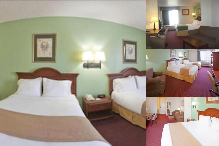 Holiday Inn Express Hotel & Suites Brownwood photo collage
