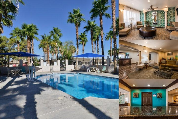 Best Western Pahrump Oasis photo collage