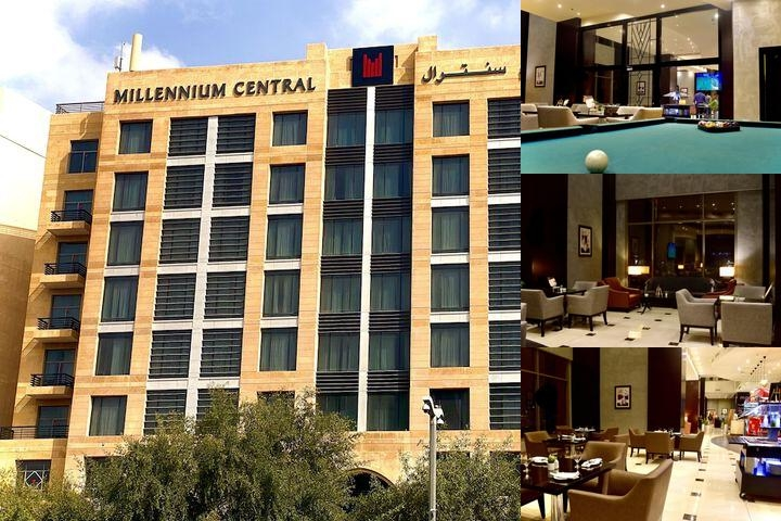 Copthorne Hotel Doha photo collage