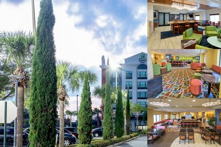 Holiday Inn Express & Suites International Drive photo collage