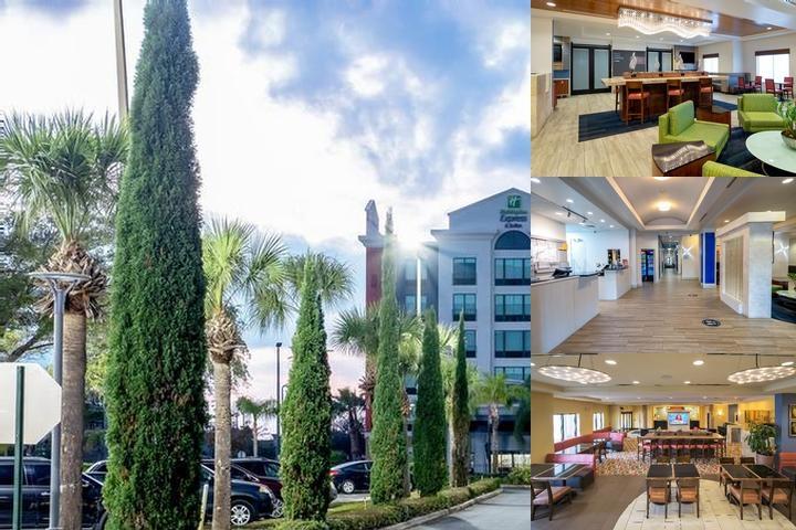 Holiday Inn Express Suites International Drive Orlando Fl 7276 32819