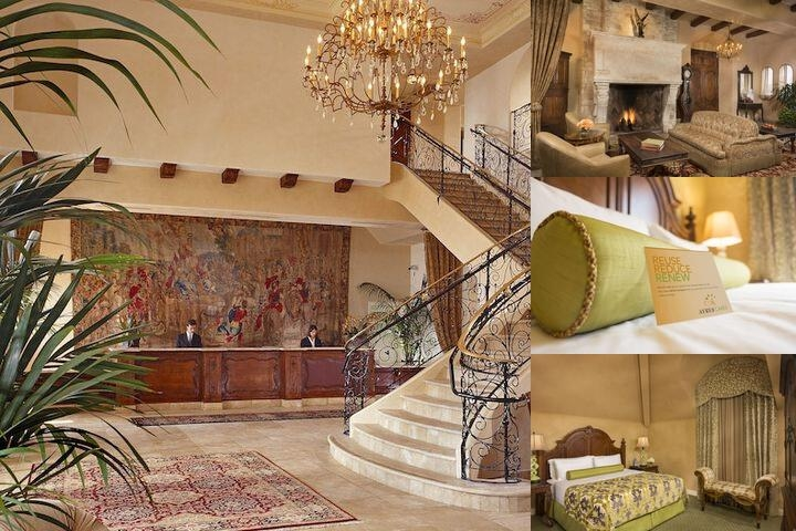 Ayres Hotel Manhattan Beach / Lax photo collage
