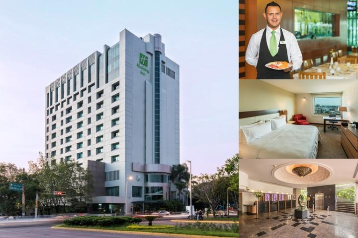 Holiday Inn Select Guadalajara photo collage