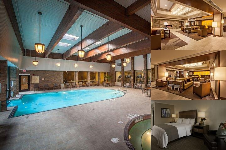 Doubletree by Hilton Pittsburgh Green Tree photo collage
