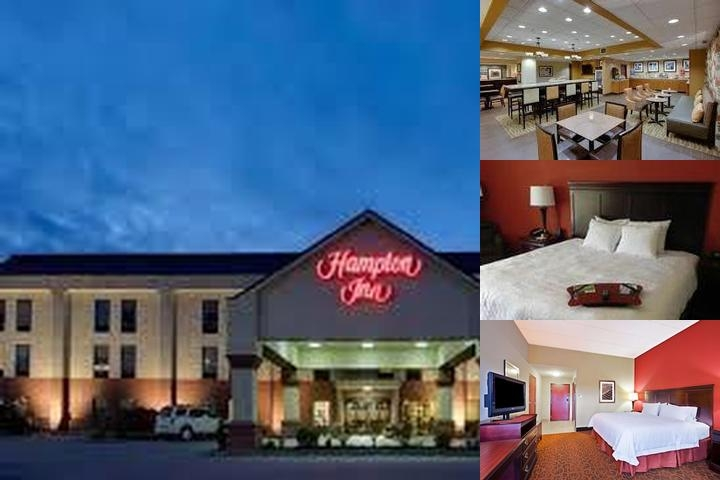 Hampton Inn Winfield / Teays Valley photo collage
