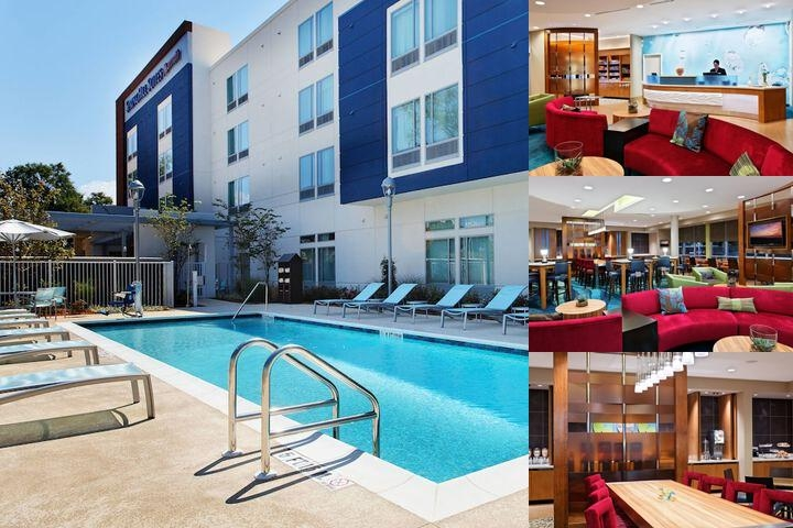 Springhill Suites Pensacola photo collage