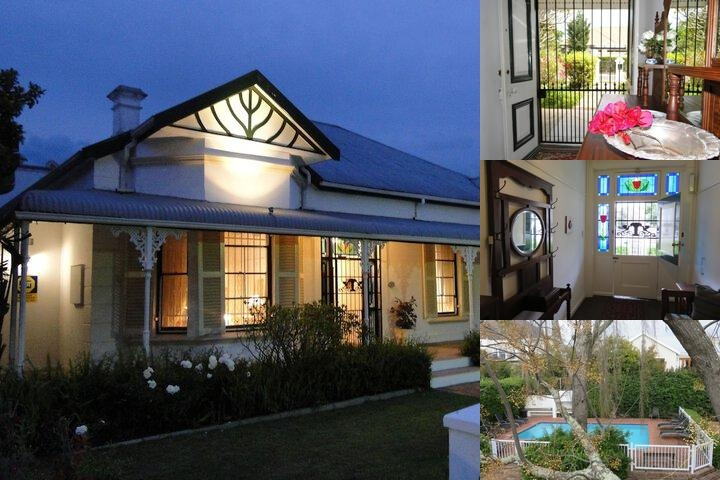 Fynbos Villa & Guest House photo collage