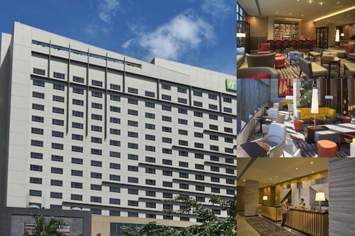 Holiday Inn & Suites Makati photo collage