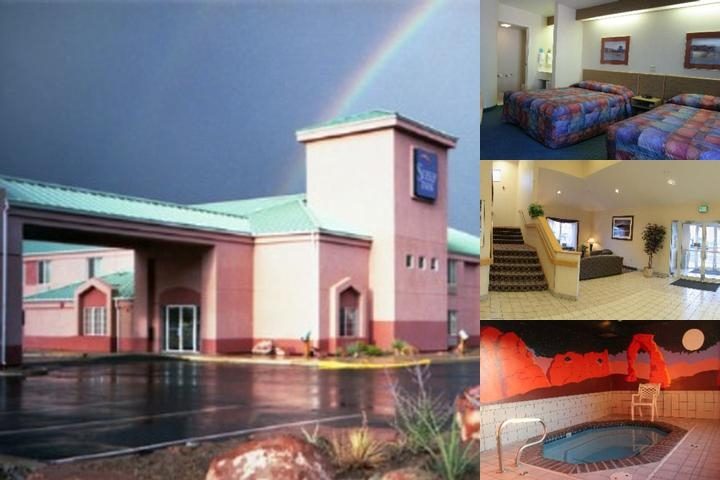 Sleep Inn Moab photo collage