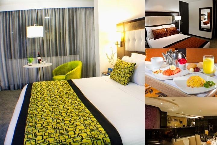 Exposuites photo collage