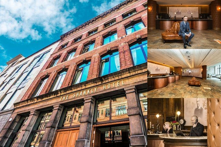 The Shankly Hotel photo collage
