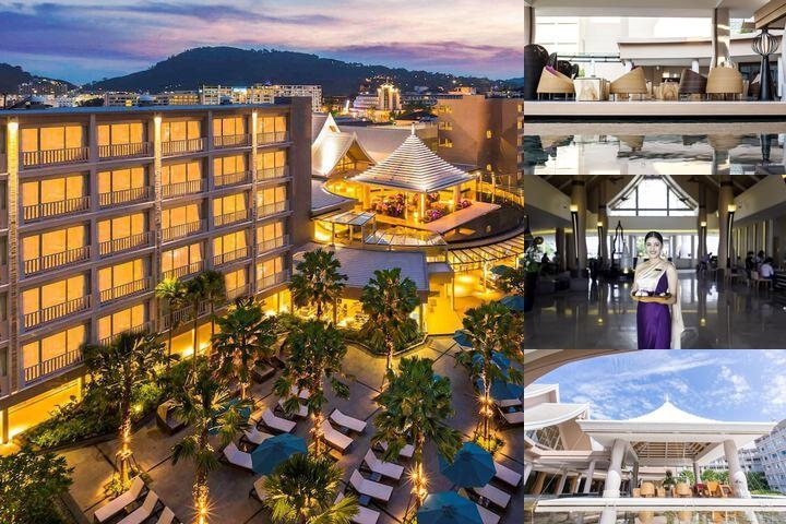 Grand Mercure Phuket Patong photo collage