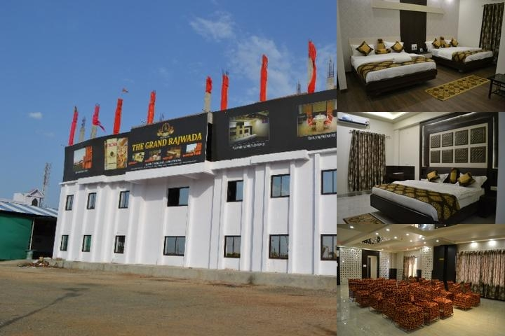 The Grand Rajwada Hotel Seoni photo collage
