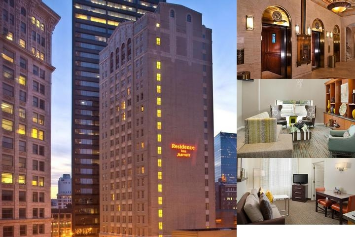 Residence Inn Atlanta Downtown photo collage