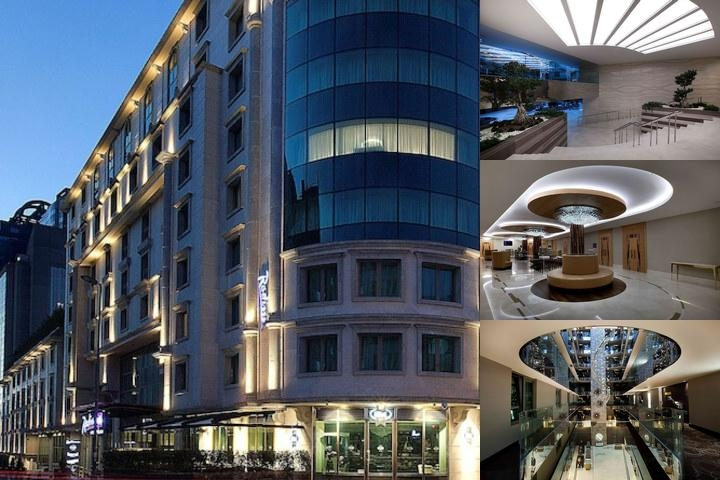 Radisson Blu Hotel Istanbul Sisli photo collage