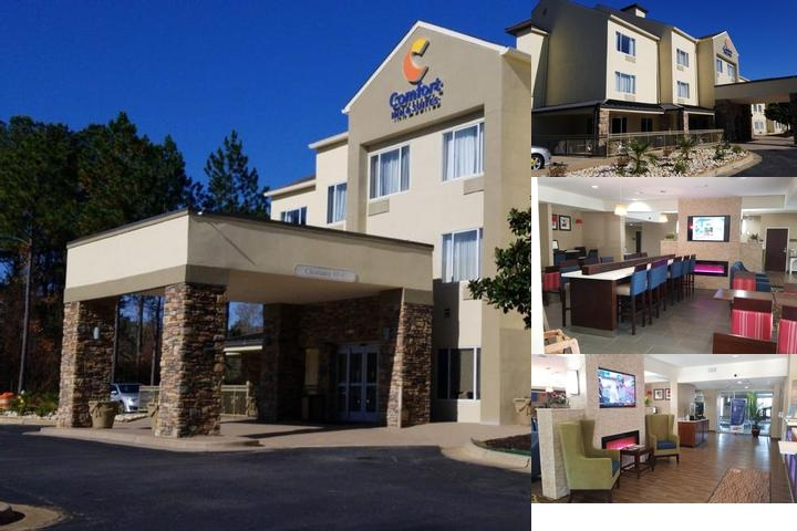 Montgomery Inn & Suites photo collage