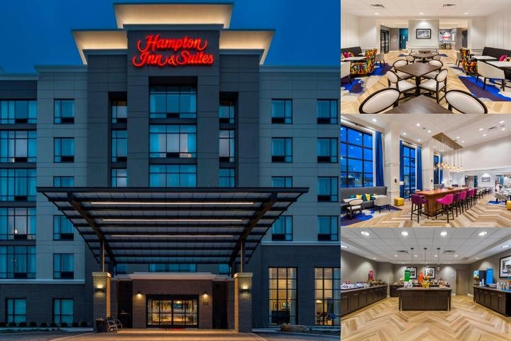 Hampton Inn & Suites Uptown University photo collage