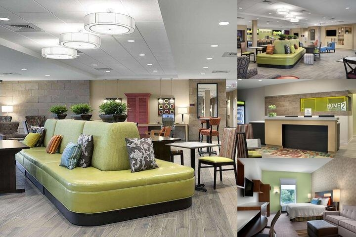 Home2 Suites by Hilton Greenville Airport Sc photo collage