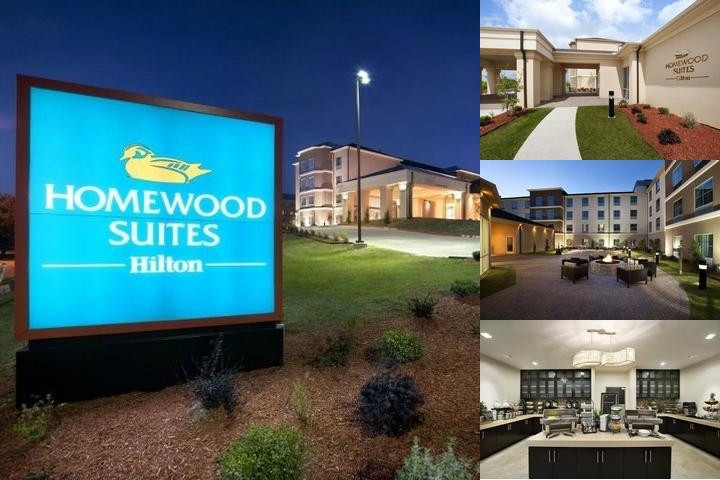 Homewood Suites by Hilton Fort Worth Cityview photo collage