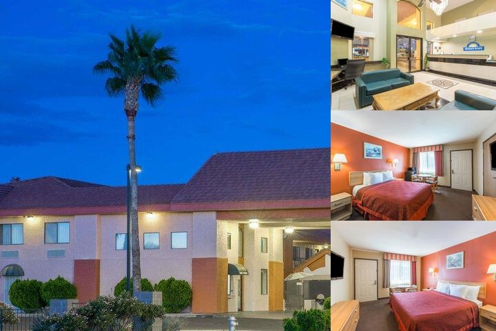 Days Inn Tucson Airport photo collage