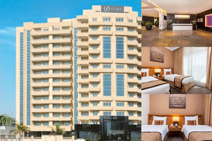 Flora Creek Deluxe Hotel Apartments photo collage