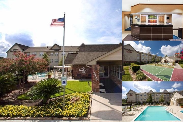 Residence Inn Houston Sugar Land photo collage