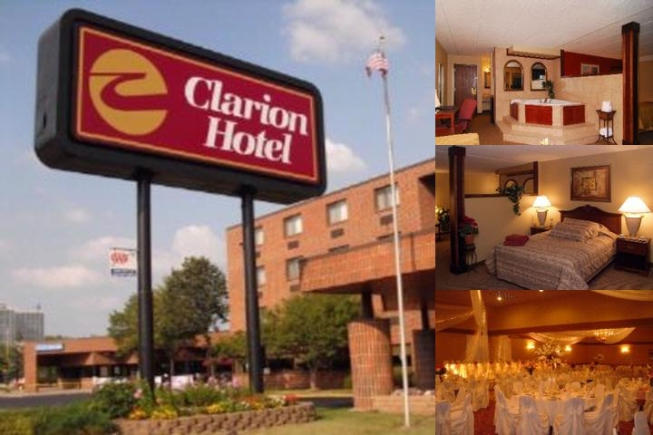 Clarion Hotel St. Paul photo collage