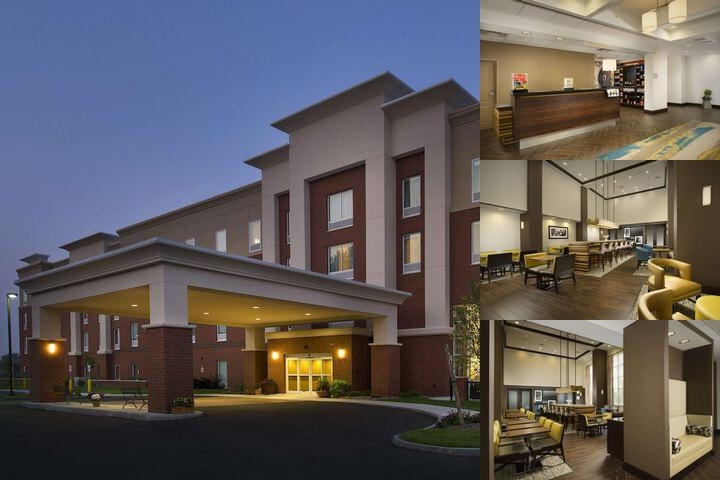 Hampton Inn & Suites Syracuse / Carrier Circle photo collage