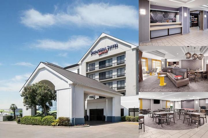 Springhill Suites by Marriott Houston Hobby photo collage