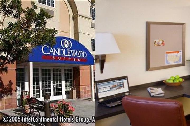 Candlewood Suites Santa Clara photo collage