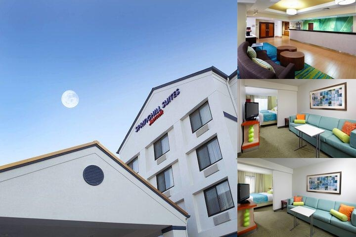 Springhill Suites Washington Pa photo collage