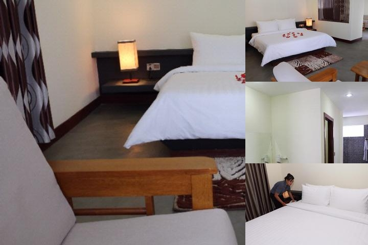 Alison Angkor Boutique Villa & Resort photo collage