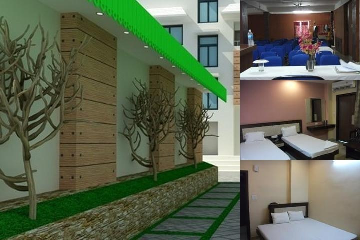 Hotel Parashuram photo collage