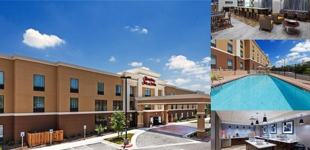 Hampton Inn & Suites Georgetown photo collage