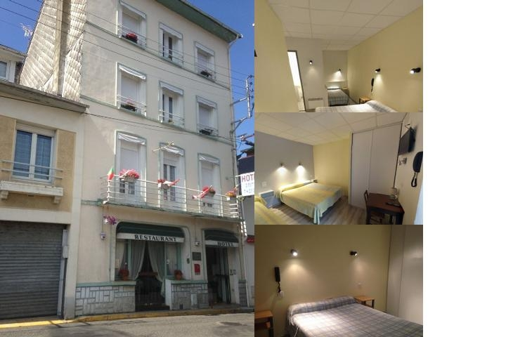 Hotel Sainte Therese De L Enfant Jesus photo collage