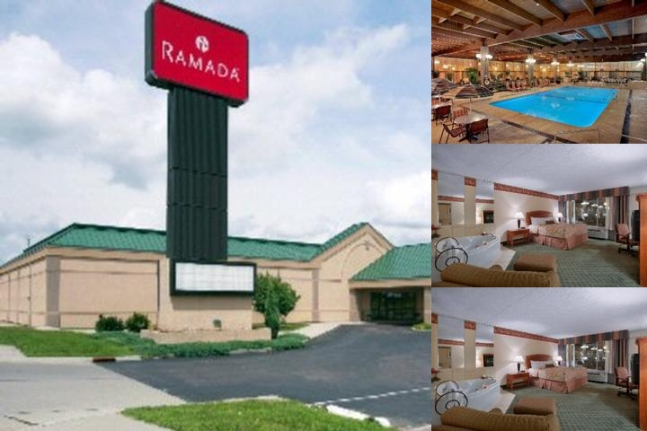 Ramada Inn Suites & Conference Center photo collage