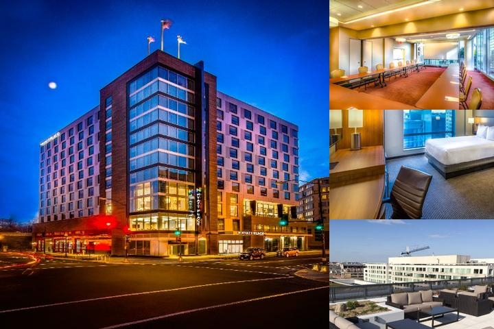 Hyatt Place Washington DC / National Mall photo collage