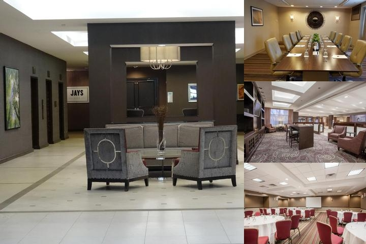 Crowne Plaza Danbury photo collage