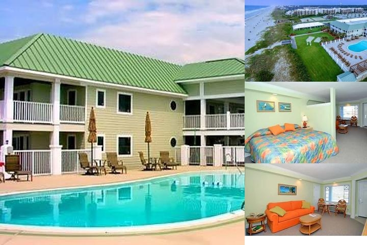The Islander Hotel & Resort photo collage