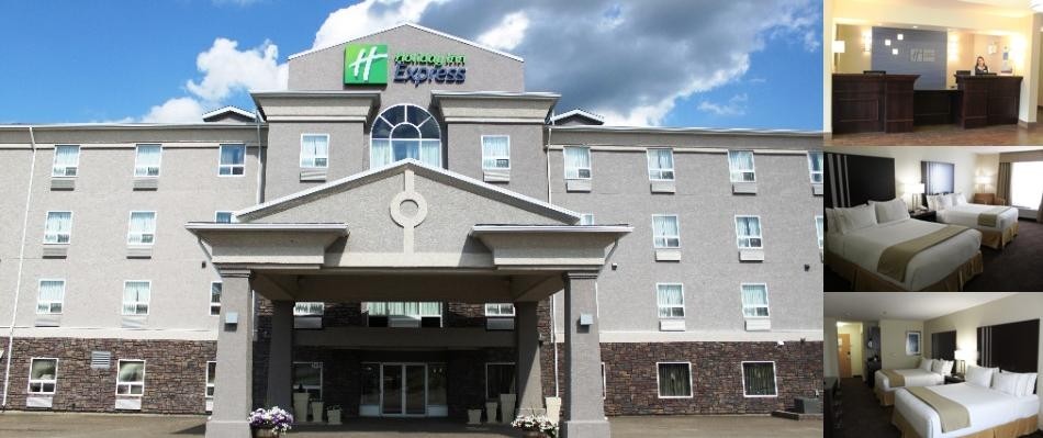 Holiday Inn Express & Suites Yorkton photo collage