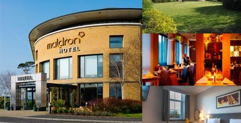 Maldron Hotel Belfast International Airport photo collage
