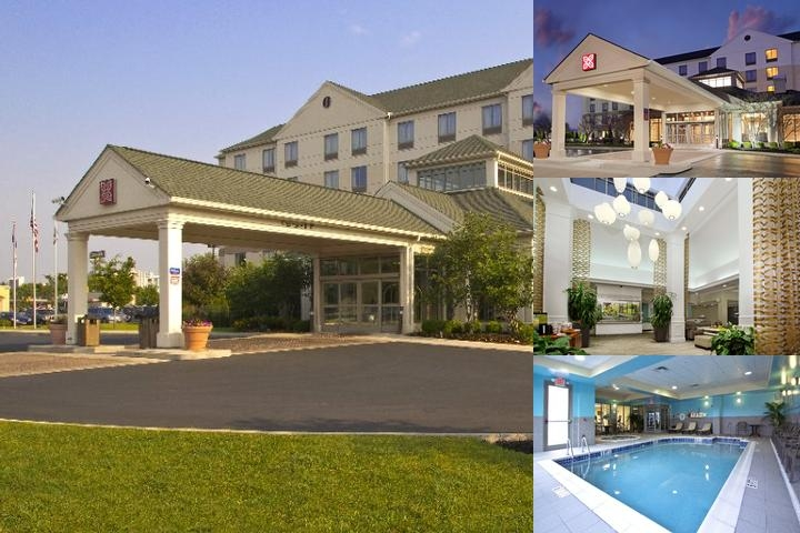 Hilton Garden Inn Columbus University Area photo collage