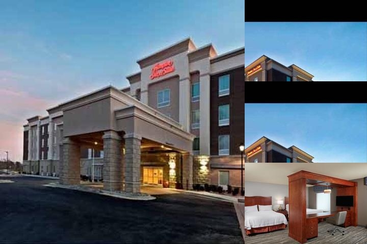 Hampton Inn & Suites Holly Springs photo collage