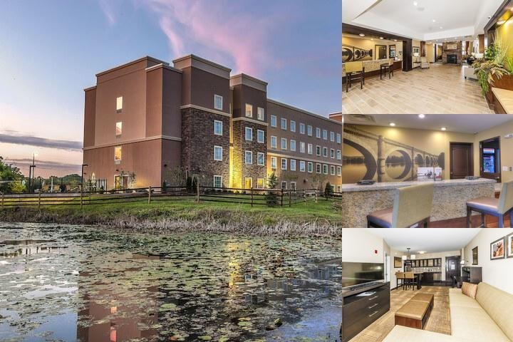 Staybridge Suites Knoxville West photo collage