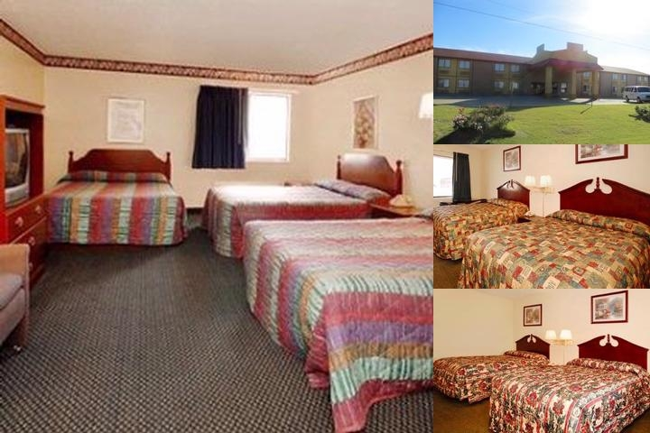Econo Inn & Suites photo collage