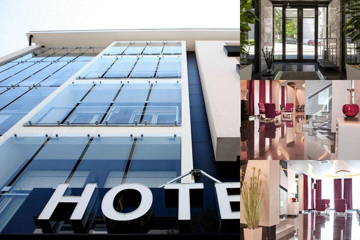 Nova City Hotel Signature Collection photo collage