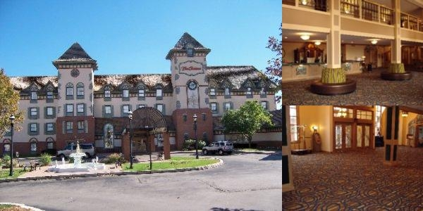The Chateau Hotel & Conference Center photo collage