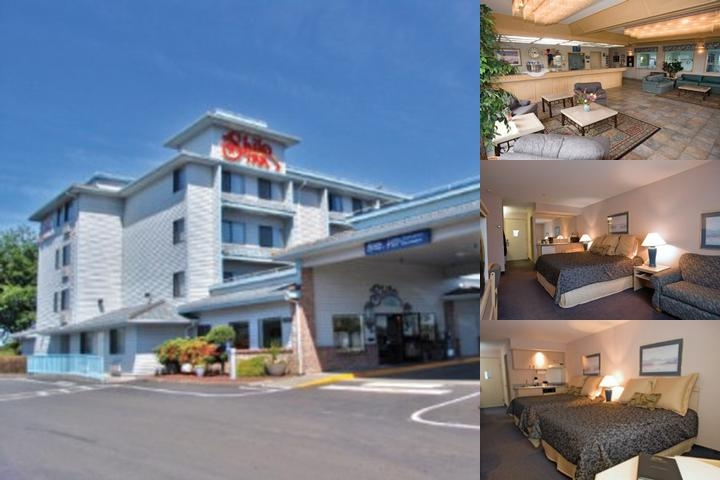 Shilo Inn Suites Hotel Warrenton / Astoria photo collage