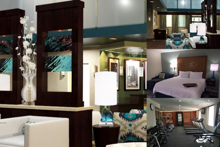 Hampton Inn Norcross photo collage